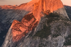 Half Dome, Half Light